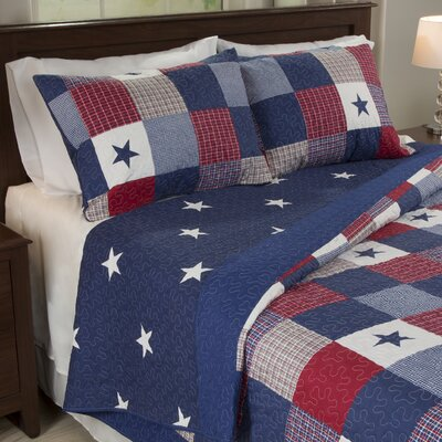 Caroline Quilt Set Size: King