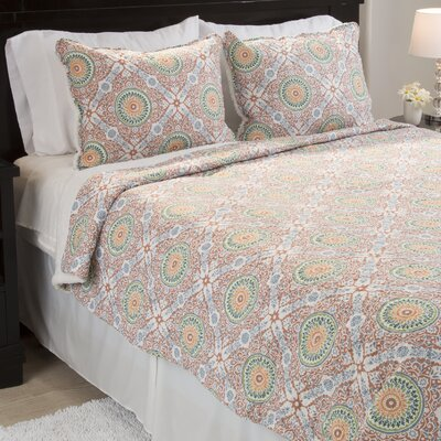 Emilia Sherpa Quilt Set Size: Twin