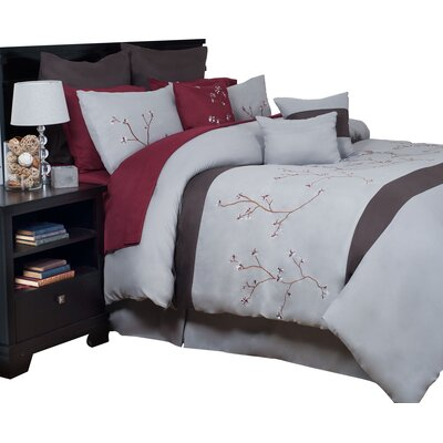 Grace Comforter Set Size: King