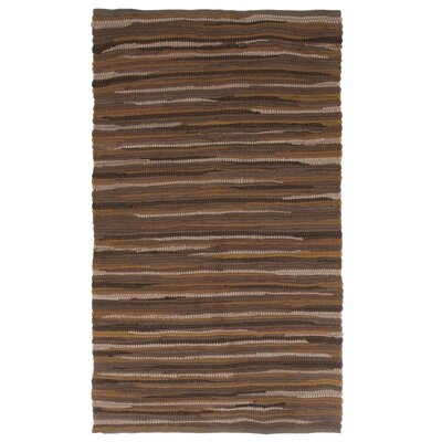 Sandeep Accent Hand-Woven Gray Area Rug Rug Size: Rectangle 2 x 5