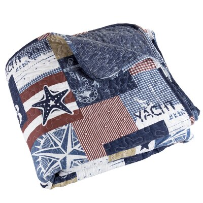Buragate Patriotic Americana Quilt Set Size: King