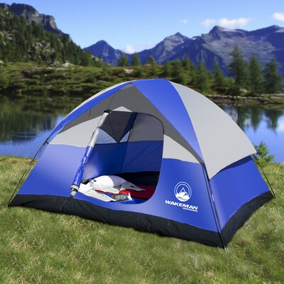 Wakeman Dome 6 Person Tent