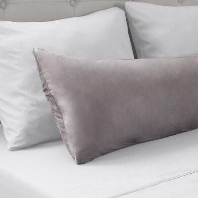 Arie Pillowcase Color: Gray