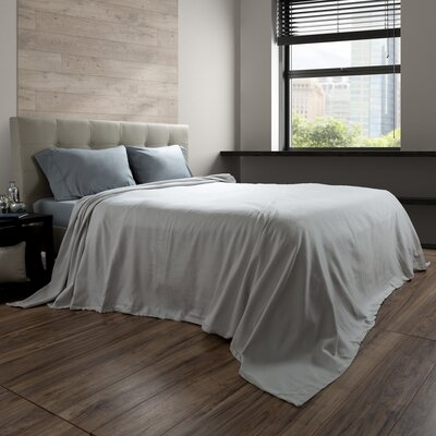 Basco Blanket Size: King, Color: Platinum