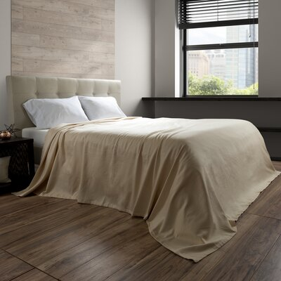 Basco Blanket Size: Twin, Color: Taupe