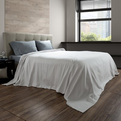 Basco Blanket Size: Twin, Color: White