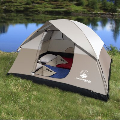 Wakeman Dome 4 Person Tent
