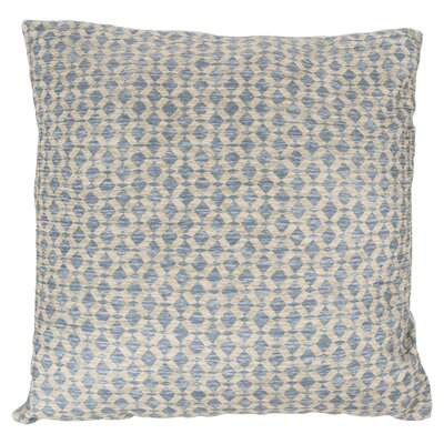 Foerster Geometric Diamond Throw Pillow Color: Sand