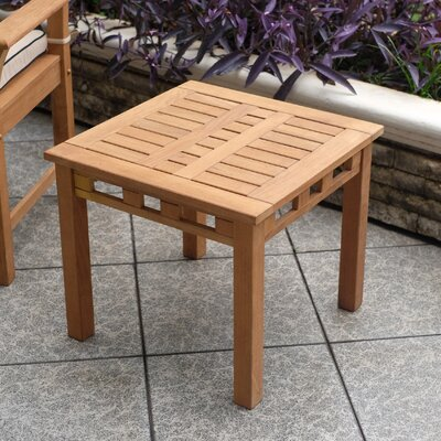 Teak Side Table 2469 Product Pic