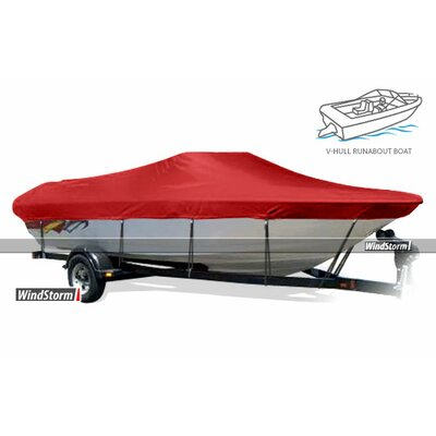"""Eevelle WindStorm Paddle Boat Cover - Beam Width x Centerline: 65"""" x �92"""", Color: Royal Blue at Sears.com"""