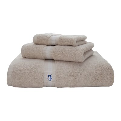 Skipjack Bath Towel Color: Sand