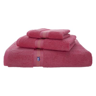 Skipjack Bath Towel Color: Sunset Pink
