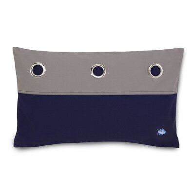 Starboard Grommet Cotton Lumbar Pillow