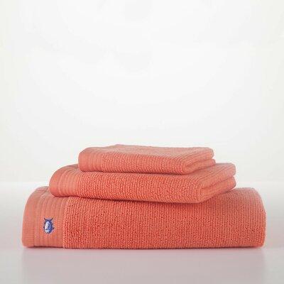 Performance Bath Towel Color: Coral