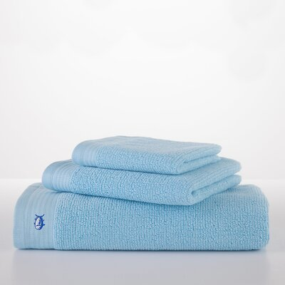 Performance Hand Towel Color: Ocean Blue
