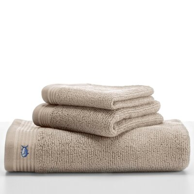 Performance Bath Towel Color: Sand