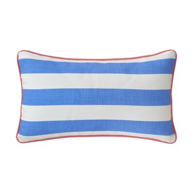 Coastal Cotton Lumbar Pillow