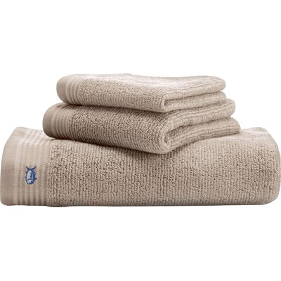 Performance Wash Cloth Color: Sand