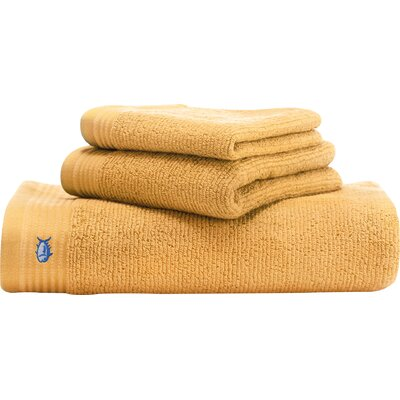 Performance Wash Cloth Color: Sunshine