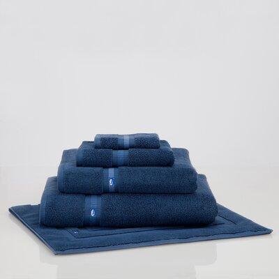 Skipjack Bath Towel Color: Nautical Blue