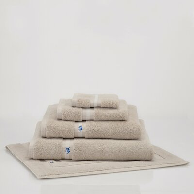Ultimate Terry Bath Mat Color: Sand