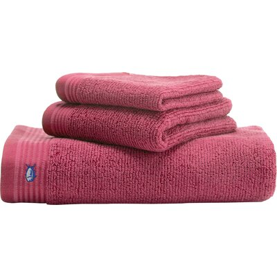 Performance Hand Towel Color: Raspberry Ice