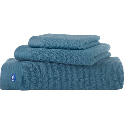 Performance Hand Towel Color: Storm Blue