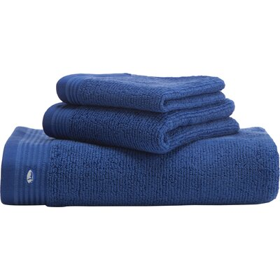 Performance Hand Towel Color: Schooner Blue