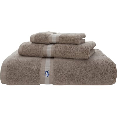 Skipjack Hand Towel Color: Khaki
