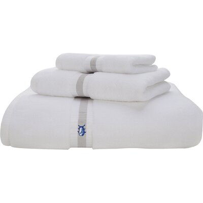 Skipjack Hand Towel Color: White