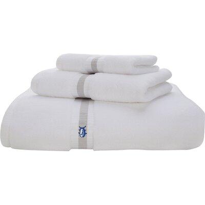Skipjack Hand Towel Color: White