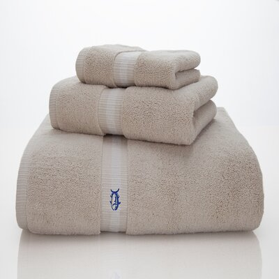 Skipjack Bath Towel Color: Sand