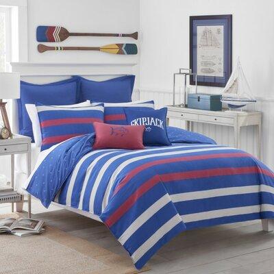Americana Chino Comforter Size: King