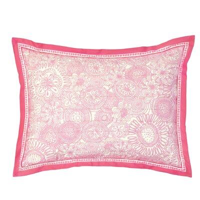 Seapine Standard Sham Color: Lemonade Pink