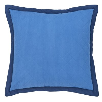 Yacht Club Reversible Square Sham