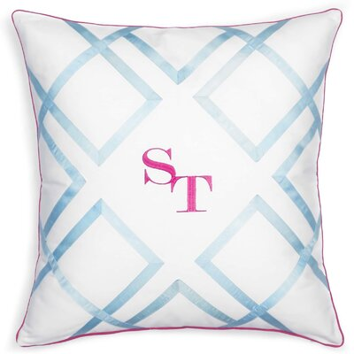 Long Bay Cotton Throw Pillow