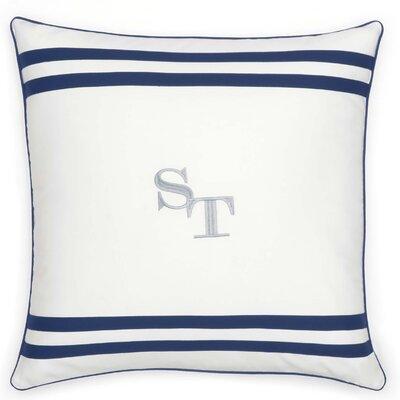 Sullivan Stripe Cotton Throw pillow