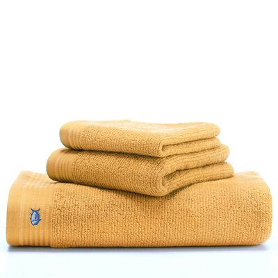 Performance Hand Towel Color: Sunshine