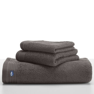 Performance Hand Towel Color: Nautical Gray