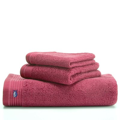 Performance Hand Towel Color: Raspberry Ice