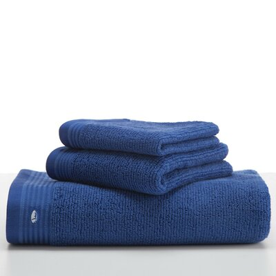 Performance Bath Towel Color: Schooner Blue