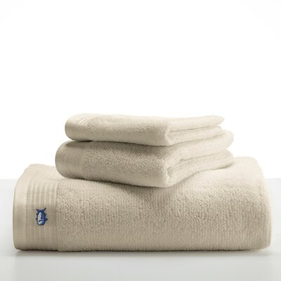 Performance Wash Cloth Color: Ivory