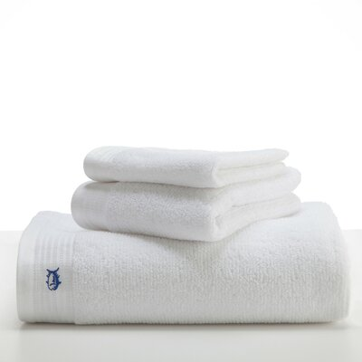 Performance Wash Cloth Color: True White
