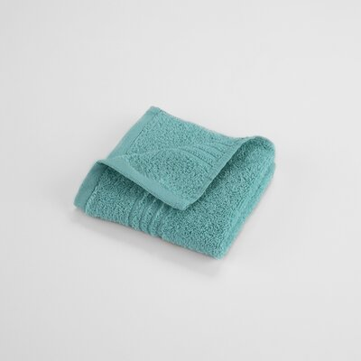Wash Cloth Color: Aqua