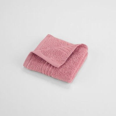Wash Cloth Color: Geranium Pink