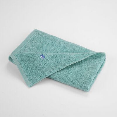 Hand Towel Color: Aqua
