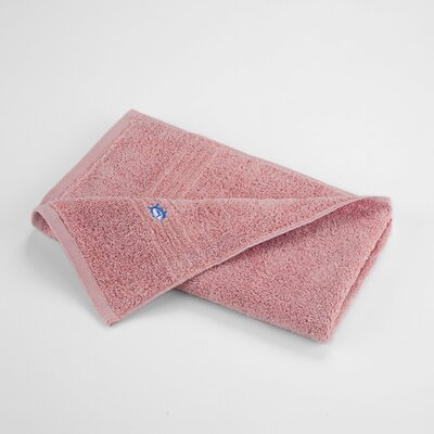 Hand Towel Color: Geranium Pink