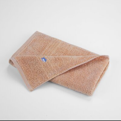 Hand Towel Color: Peach Nectar
