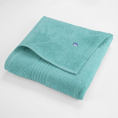Bath Towel Color: Aqua