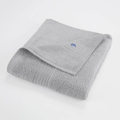 Bath Towel Color: Harpoon Gray